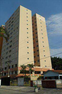 Apartamento, código 63801 em Praia Grande, bairro Solemar