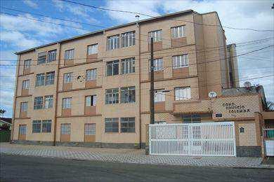 Apartamento, código 63601 em Praia Grande, bairro Solemar