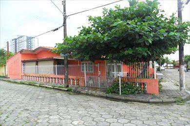 Casa, código 57001 em Mongaguá, bairro Vila Atlântica
