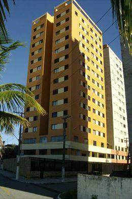 Apartamento, código 43601 em Praia Grande, bairro Solemar
