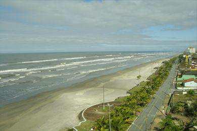 Cobertura em Praia Grande, bairro Solemar