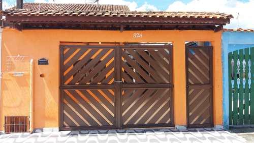 Sobrado, código 286624 em Mongaguá, bairro Jardim Santana