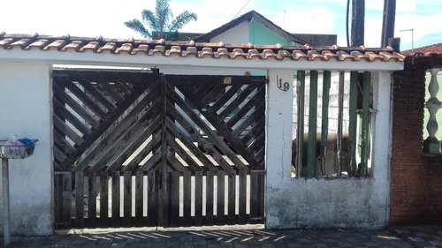 Casa, código 286640 em Mongaguá, bairro Jardim Guanabara