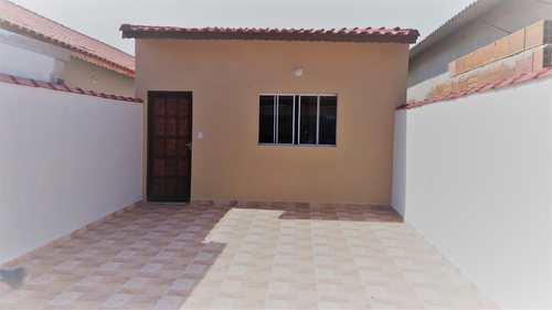 Casa, código 286643 em Mongaguá, bairro Vila Vera Cruz