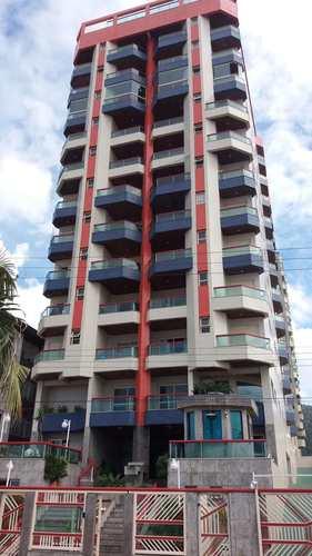 Apartamento, código 286645 em Mongaguá, bairro Centro