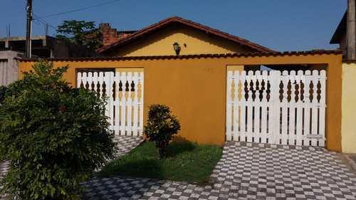 Casa, código 286653 em Mongaguá, bairro Jardim Samoa
