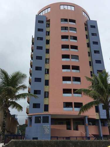 Apartamento, código 286660 em Mongaguá, bairro Vila Vera Cruz