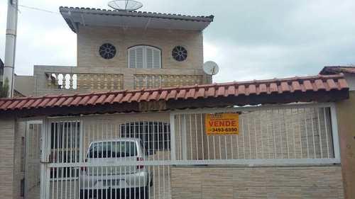 Sobrado, código 286661 em Praia Grande, bairro Solemar
