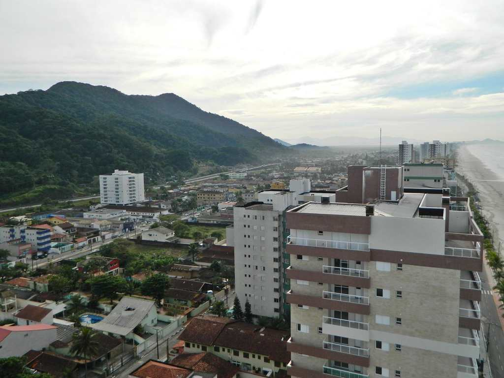 Cobertura em Mongaguá, no bairro Centro