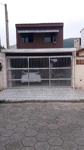 Sobrado, código 286676 em Mongaguá, bairro Balneário Umuarama