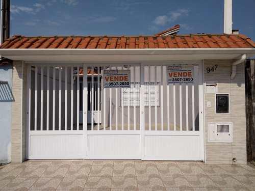 Casa, código 286680 em Mongaguá, bairro Vila Vera Cruz