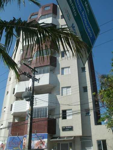 Apartamento, código 286696 em Mongaguá, bairro Jardim Aguapeu