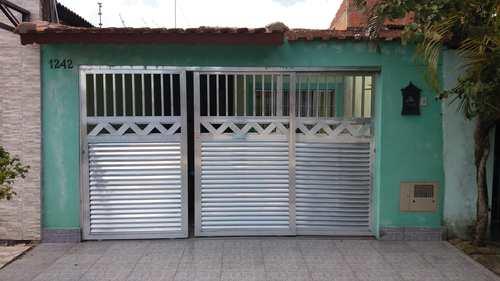 Casa, código 286703 em Mongaguá, bairro Balneário Jussara
