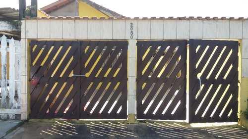 Casa, código 286704 em Mongaguá, bairro Jardim Leonor Jussara