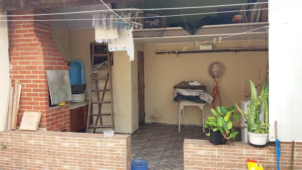 Sobrado em Mongaguá, no bairro Vila Nossa Senhora Fátima