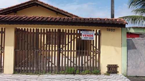 Casa, código 286719 em Mongaguá, bairro Balneário Jussara