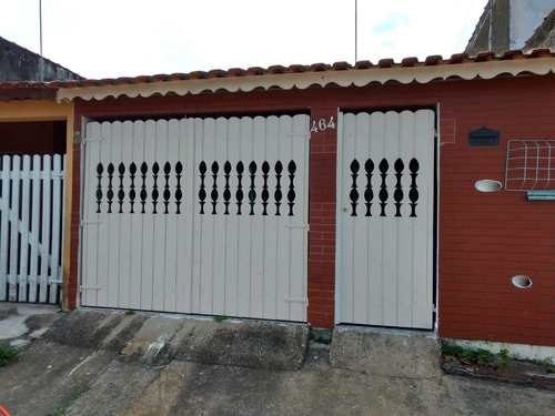 Casa, código 286727 em Mongaguá, bairro Jardim Praia Grande