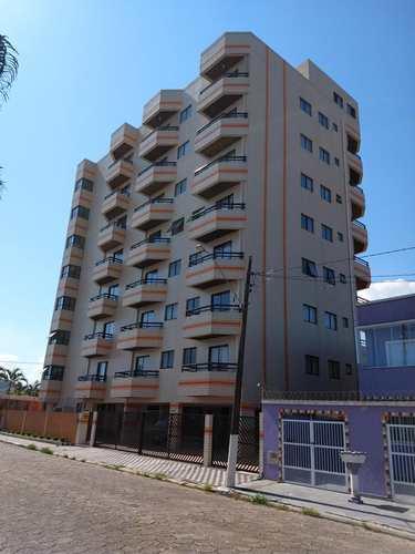 Apartamento, código 286730 em Mongaguá, bairro Centro