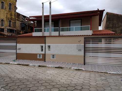 Sobrado, código 286739 em Mongaguá, bairro Vera Stella