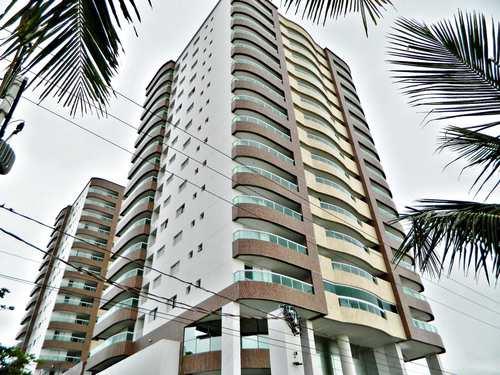 Apartamento, código 286748 em Mongaguá, bairro Vila São Paulo