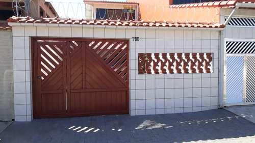 Sobrado, código 286755 em Mongaguá, bairro Balneário Regina Maria
