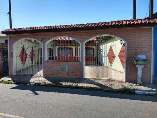 Casa, código 286771 em Mongaguá, bairro Vila Oceanopolis