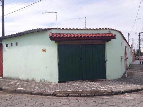 Casa, código 286781 em Mongaguá, bairro Vila Atlântica