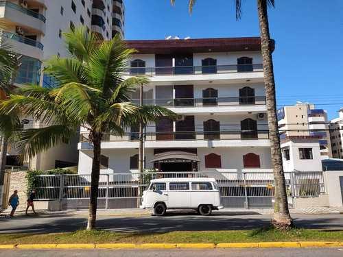 Apartamento, código 286782 em Mongaguá, bairro Centro