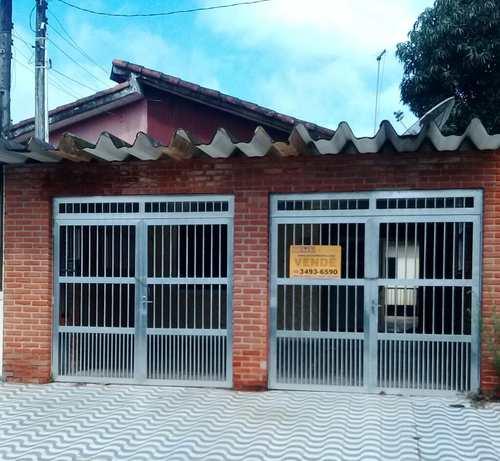 Casa, código 286787 em Praia Grande, bairro Solemar