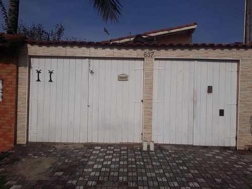 Casa, código 286796 em Mongaguá, bairro Balneário Itaguai