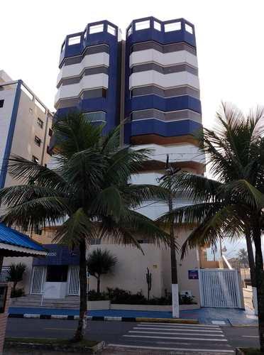 Apartamento, código 286798 em Mongaguá, bairro Centro