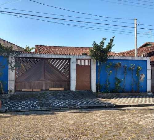 Casa, código 286809 em Mongaguá, bairro Vila Anhanguera