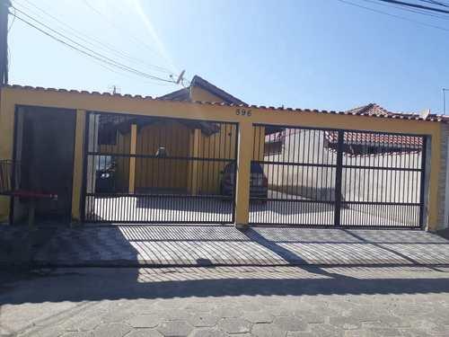 Casa, código 286811 em Mongaguá, bairro Vila Atlântica