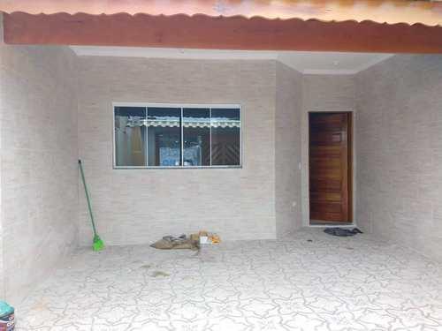 Casa, código 286815 em Mongaguá, bairro Balneário Itaóca