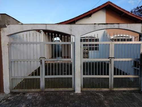 Casa, código 286825 em Mongaguá, bairro Parque Marinho