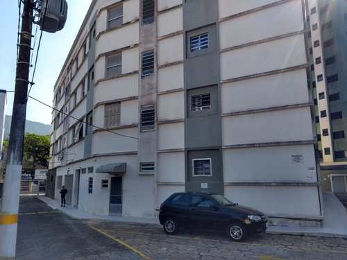 Apartamento, código 286833 em Mongaguá, bairro Centro