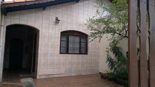 Casa, código 286834 em Mongaguá, bairro Vila Vera Cruz
