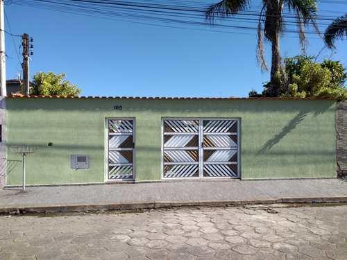 Casa, código 286844 em Mongaguá, bairro Vila Oceanopolis