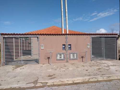 Casa, código 286850 em Mongaguá, bairro Balneário Jussara
