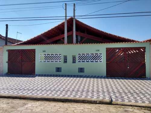 Casa, código 286852 em Mongaguá, bairro Balneário Mar Sol