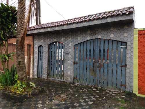 Casa, código 286854 em Mongaguá, bairro Balneário Itaguai