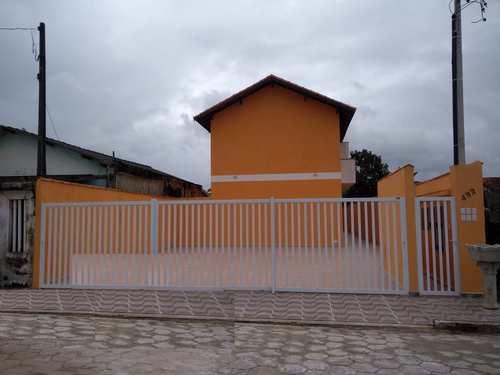 Sobrado de Condomínio, código 286859 em Mongaguá, bairro Vila Atlântica