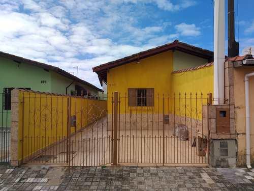 Casa, código 286865 em Mongaguá, bairro Santa Eugênia