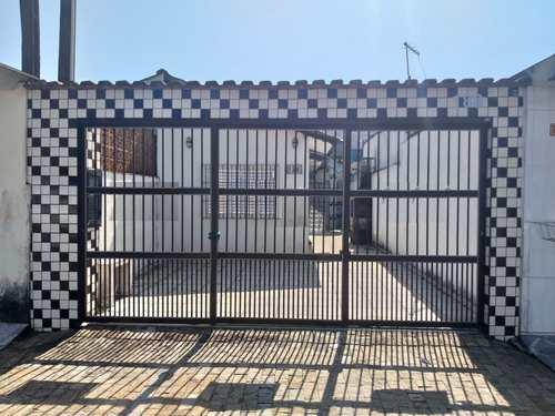 Casa, código 286872 em Mongaguá, bairro Vera Cruz