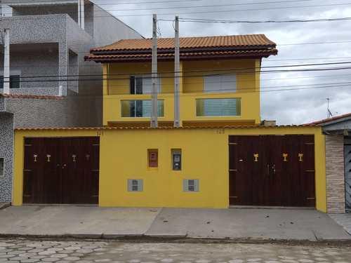Sobrado, código 286888 em Mongaguá, bairro Itaóca