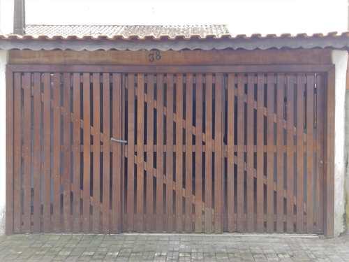 Casa, código 286892 em Mongaguá, bairro Balneário Itaóca