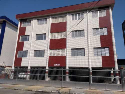 Apartamento, código 286897 em Mongaguá, bairro Centro