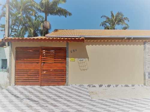 Casa, código 286902 em Mongaguá, bairro Balneário Flórida Mirim
