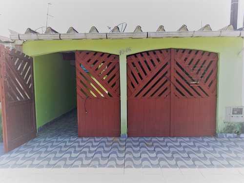 Casa, código 286908 em Mongaguá, bairro Jardim Santana