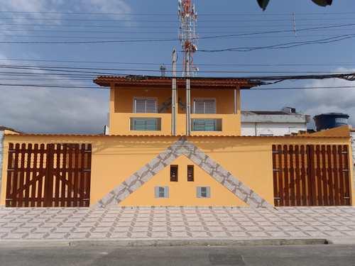 Sobrado, código 286910 em Mongaguá, bairro Agenor de Campos